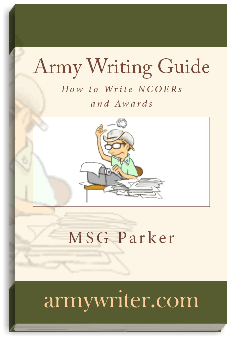 Army Writing Guide