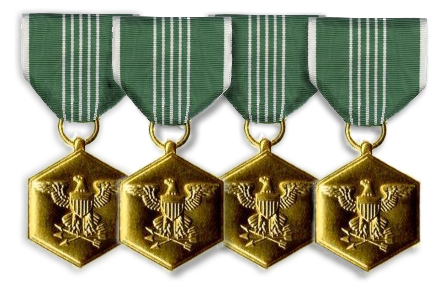 Write an Army Commendation Medal