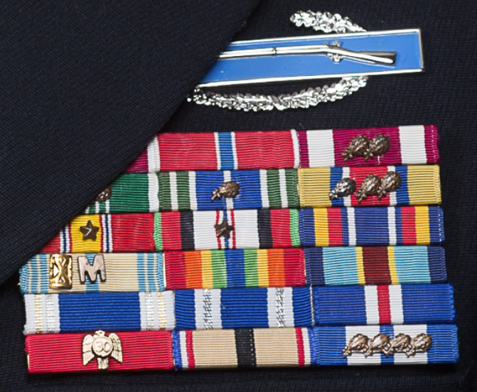 Connecticut ARNG Ribbons