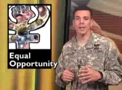 Army Equal Opportunity Story