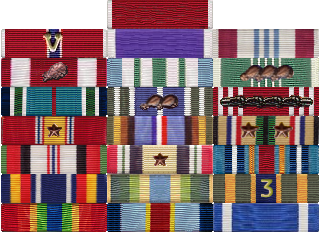 army ribbons