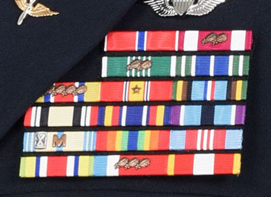 Tennessee ARNG ribbons