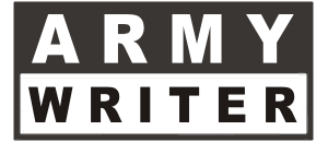 Army Writer Logo
